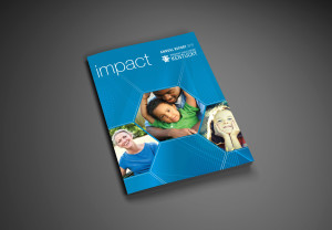 Prevent Child Abuse Annual Report cover