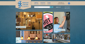Kentucky Lighting website