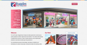 Ruggles web site